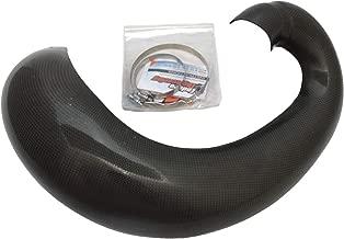 Enduro Engineering Carbon Fiber Exhaust Guard - Compatible with 2019 KTM & Husqvarna 250/300