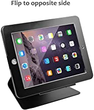 CarrieCathy iPad Desktop Anti-Theft Security Kiosk POS Stand Holder Enclosure with Lock & Key for Tablets iPad 2,3,4, iPad air, iPad air 2, iPad Pro 9.7