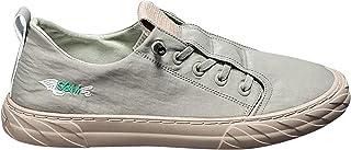 Aoliao, scarpe sportive in seta ghiaccio scarpe di tela ad asciugatura rapida traspirante scarpe casual per gli uomini