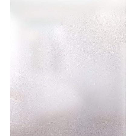 AH033 Arthome Film 45 /× 254CM Film Intimit/é Film Electrostatique Prot/ége Film Opaque Film Autocollant de Fen/être Effet Anti-UV Verre Film