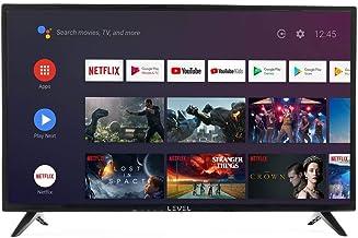 "LEVEL HDA9032 Android TVTM 32 pulgadas 81 cm (HD LED 32"""