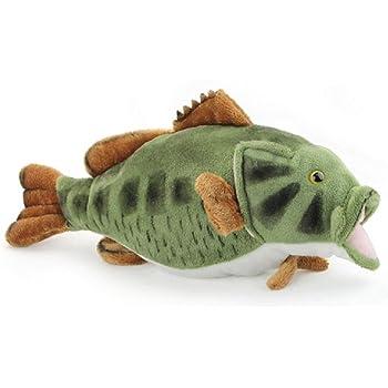 1 X 10 Sturgeon Fish Plush Stuffed Animal Toy by Cabin Critters SG/_B001C8XECU/_US