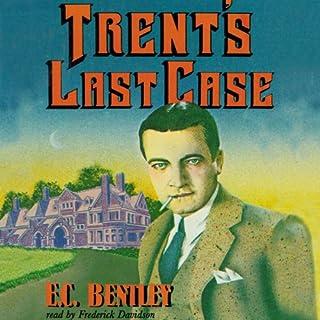 Trent's Last Case cover art