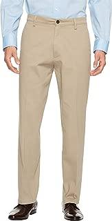 Men's Easy Khaki Stretch D3 Classic-Fit Flat-Front Pant