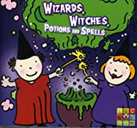 Wizards Witches Potions & Spells