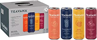 Sponsored Ad - Teavana Craft Variety Pack Iced Natural Tea with Pineapple Berry Blue, Peach Green, Mango Black, Passion Ta...