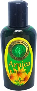 Arnica Oil Extract - 2 oz - Muscle Joint Pain Soothing - Neck,Back,Legs, Sprains, Fractures, Bruise Gone, Calming Sunburn,...