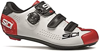 Sidi Alba 2 White Black Red Size 42 EU 8.25 US