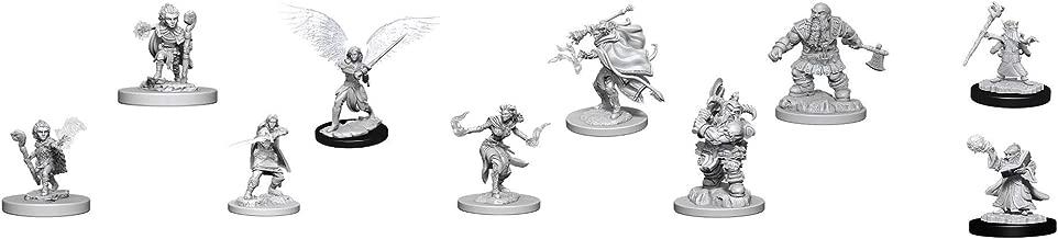 Wizkids D&D and Pathfinder Miniatures Bundle, Adventurers XVIII (18)