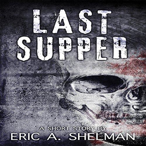 Last Supper audiobook cover art