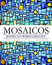 Best mosaicos spanish as a world language 6th edition Reviews
