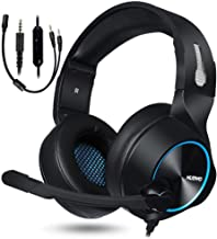 NUBWO Gaming Headset for Xbox One PS4 PC Gaming and...