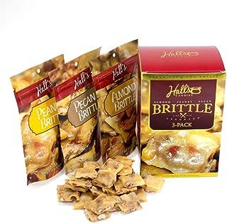 peanut brittle packaging