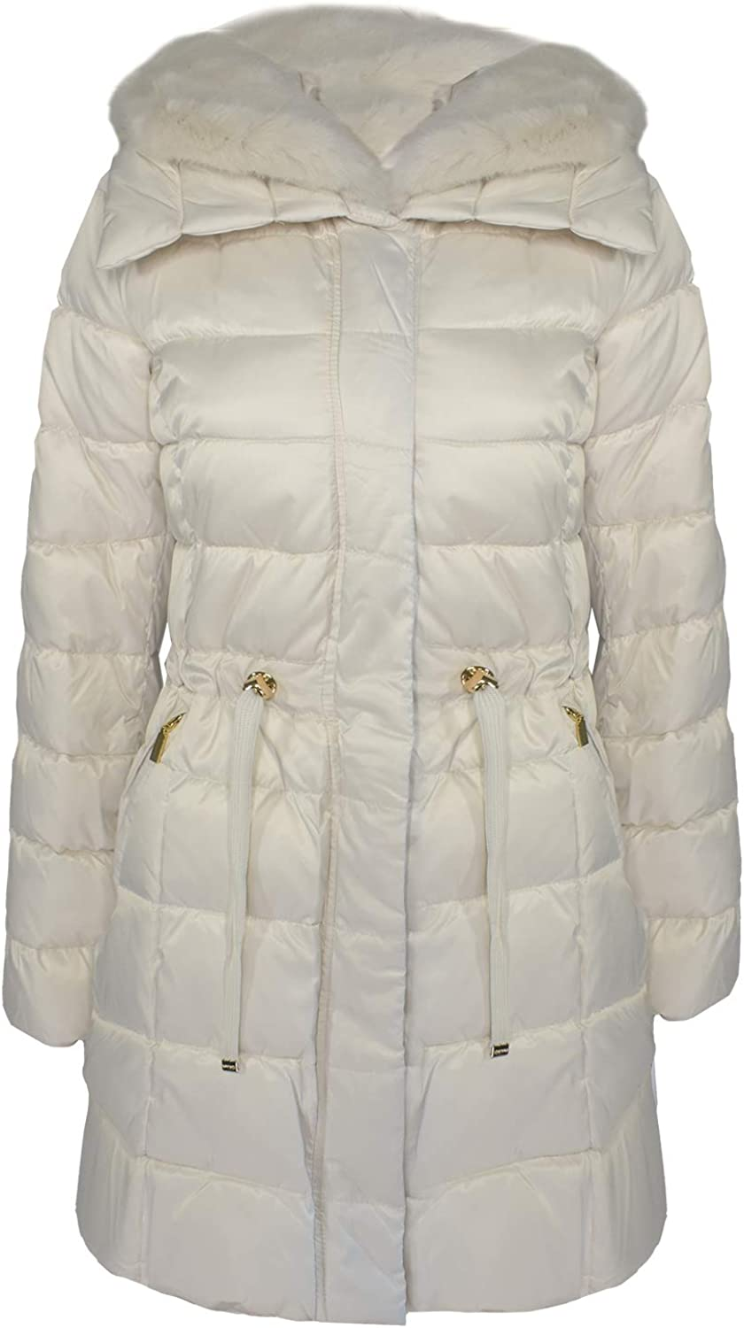 Segal sold Indefinitely out Laundry by Shelli Women's Quilted Faux Puffer C Jacket Fur