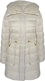Segal Laundry by Shelli Women's Quilted Faux Fur Puffer Jacket Coat