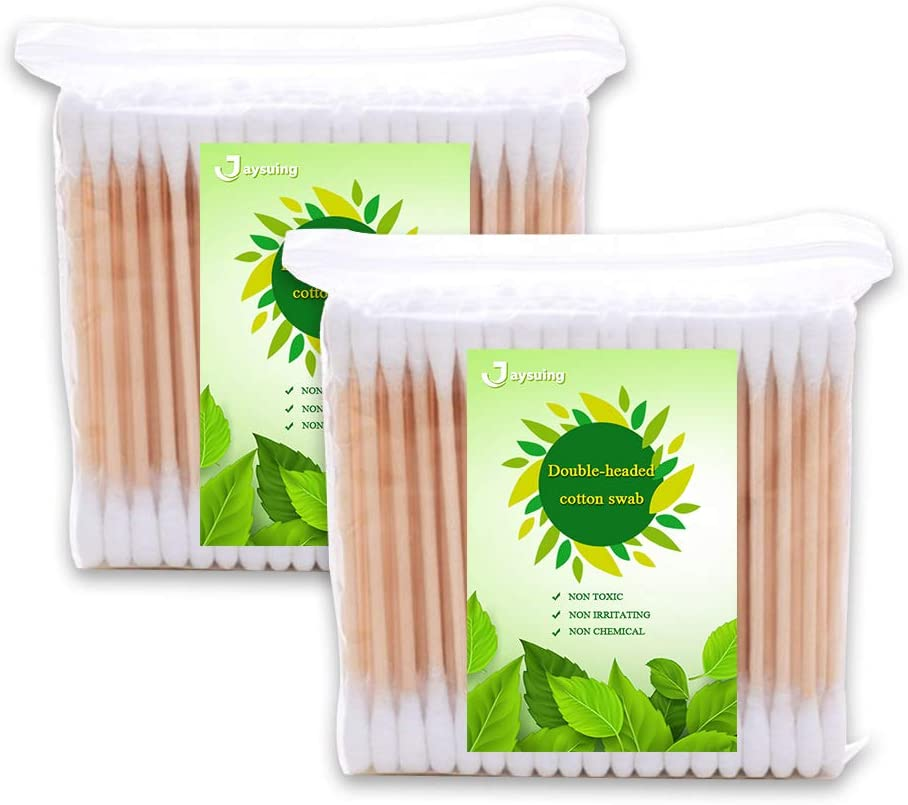 DSstyles Cotton Swab Disposable for Industry No. 1 End Double Ranking TOP9 with