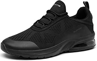IceUnicorn Mens Trainers Slip on Lightweight Running Shoes Outdoor Breathable Sneakers Casual Walking Shoes