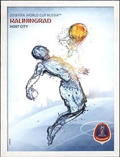 2018 Panini World Cup Stickers Russia #22 Kaliningrad Soccer Sticker