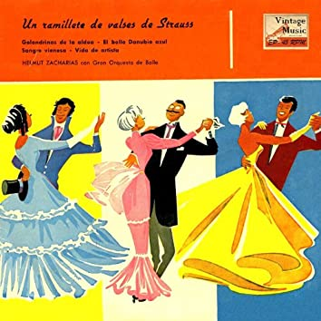 "Vintage Dance Orchestras Nº 114 - EPs Collecto ""Valses De Strauss"""