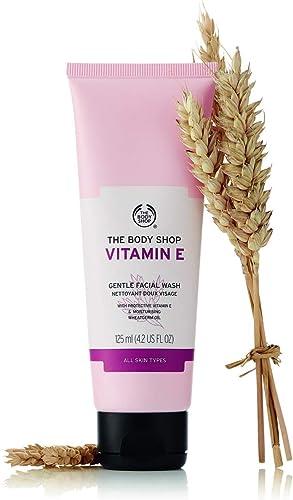 The Body Shop Vitamin E Gentle Facial Wash, 125ml