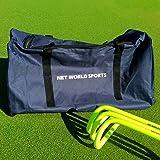 FORZA Bolsa para Vallas de Velocidad – Maleta de Transporte para Vallas de Entrenamiento de Fútbol (Bolsa para Vallas de 15cm)