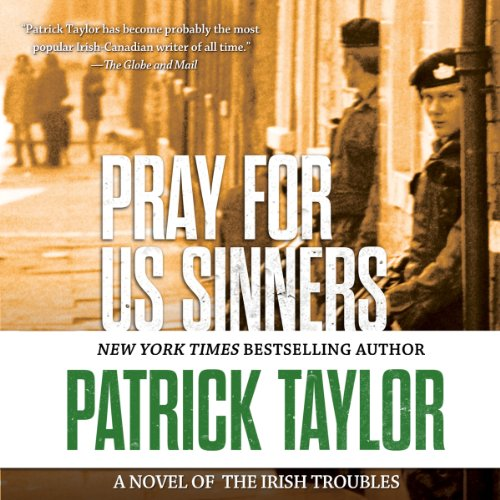 Pray for Us Sinners audiobook cover art
