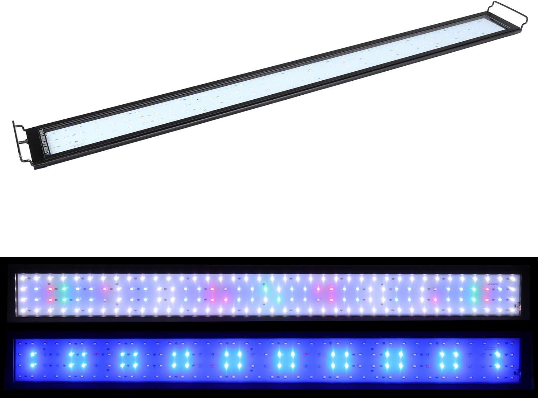WATER Manufacturer direct delivery REBIRTH LED Aquarium Light Full Choice Spectrum Led Tank Li Fish