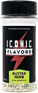 ICON Meals Gluten Free Zero Calorie Seasonings, Meal Prep, Flavor Enhancer, Keto Approved, Real Ingredients, Amazing Taste...