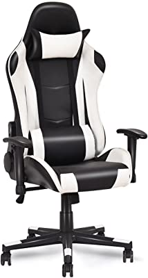 Ergonomic Design Racing Style High Back Gaming Chair
