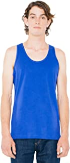 American Apparel Men Fine Jersey Tank
