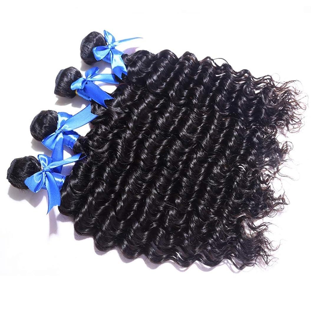 作者本ジョセフバンクス女性150%密度の髪を編むブラジルの変態カーリーヘアバンドルブラジルの髪1バンドルブラジル人毛