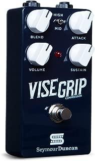 Seymour Duncan Vise Grip Compressor Pedal Guitar Compression Effects Pedal