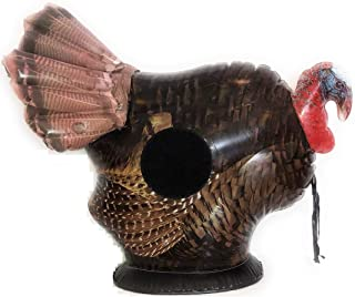 NXT Generation 3D Inflatable Gobbler Turkey Target - Archery Target Practice - Life Size Inflatable Turkey - Suitable for Indoor and Outdoor Play - for Hook and Loop Tipped Foam Darts