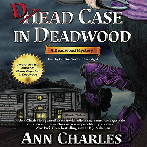 Dead Case in Deadwood Titelbild