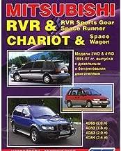 Mitsubishi RVR & RVR Sports Gear. Space Runner. Chariot & Space Wagon. Modeli 2WD & 4WD 1991-97 gg. vypuska s dizelnym i benzinovymi dvigatelyami