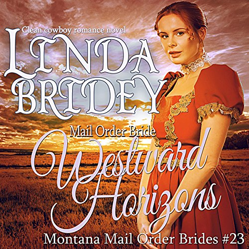 Westward Horizons audiobook cover art