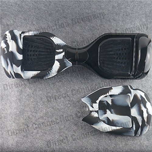Silicone Protective Cover for Hoverboard Self Balancing Scooter 6.5