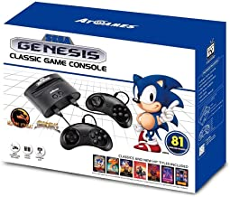Best sega genesis classic game console black and white Reviews