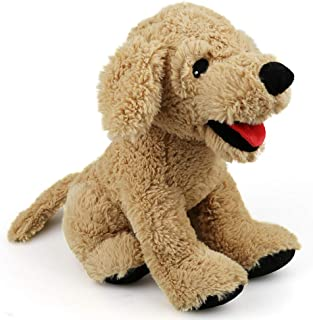 LotFancy Golden Retriever Stuffed Animals, Puppy Dog Stuffed Animals Plush, Cute Cuddly Stuffed Dog Plush Toy, Gift for Kids, Baby, 12-in