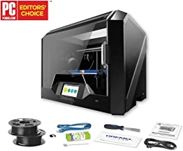 Dremel Digilab 3D45 Award Winning 3D Printer, Idea Builder with Heated Build Plate to Print Nylon, ECO ABS, PETG, PLA at 50 Micron Resolution