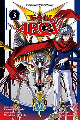 Yu-Gi-Oh! Arc-V, Vol. 3: Swinging Pendulums of Destiny!! (English Edition)