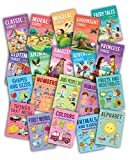 Set of 20 Preschool & Reading Books