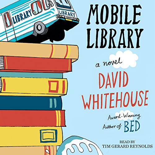 Mobile Library audiobook cover art