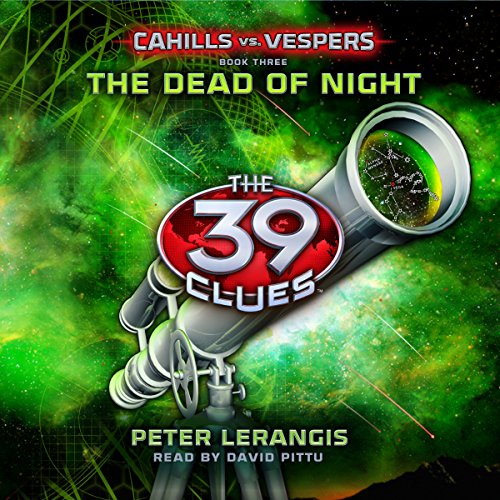 The Dead of Night: The 39 Clues cover art