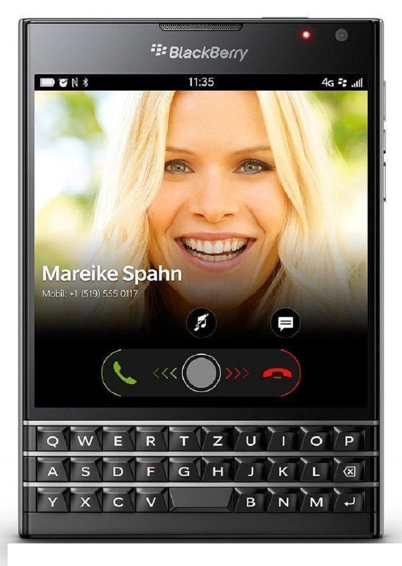 BlackBerry Passport Unlocked Cellphone International