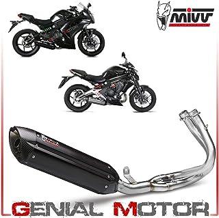 Pot d /échappement GIANNELLI Moto Derbi 50 Senda Xtrem 2000-2005 34078HF 34683HF Neuf