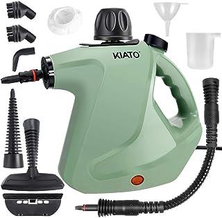 تمیزکننده بخار دستی ، بخار تمیزکننده ، بخار دستی 10 در 1 برای تمیز کردن ، تمیزکننده بخار مبلی ، بخار اتومبیل ، تمیز کننده بخار برای تمیز کردن سطح خانه ، مبل ، حمام ، صندلی ماشین ، دفتر