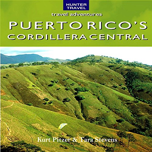 Puerto Rico's Cordillera Central cover art