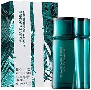 Adolfo Dominguez Agua de Bambu Exotic Perfume para Hombre -