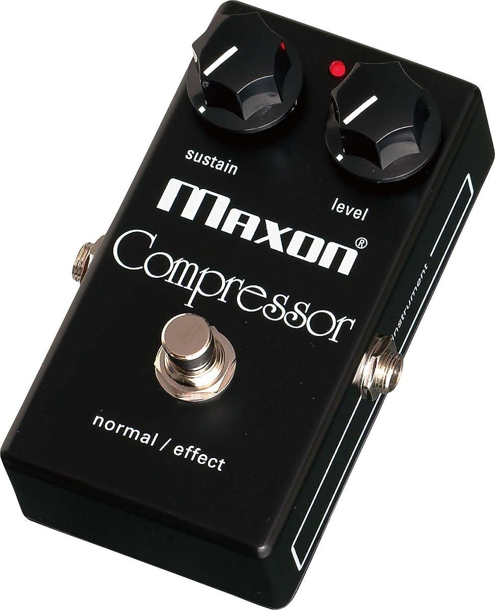 声を出して傾向間に合わせMaxon ギターエフェクター Compressor CP101